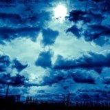 雲間から太陽