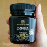 マヌカハニー専門店BeeMeでMGO600+を購入。高い抗菌力で健康生活!