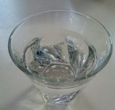 透明なミルクティー