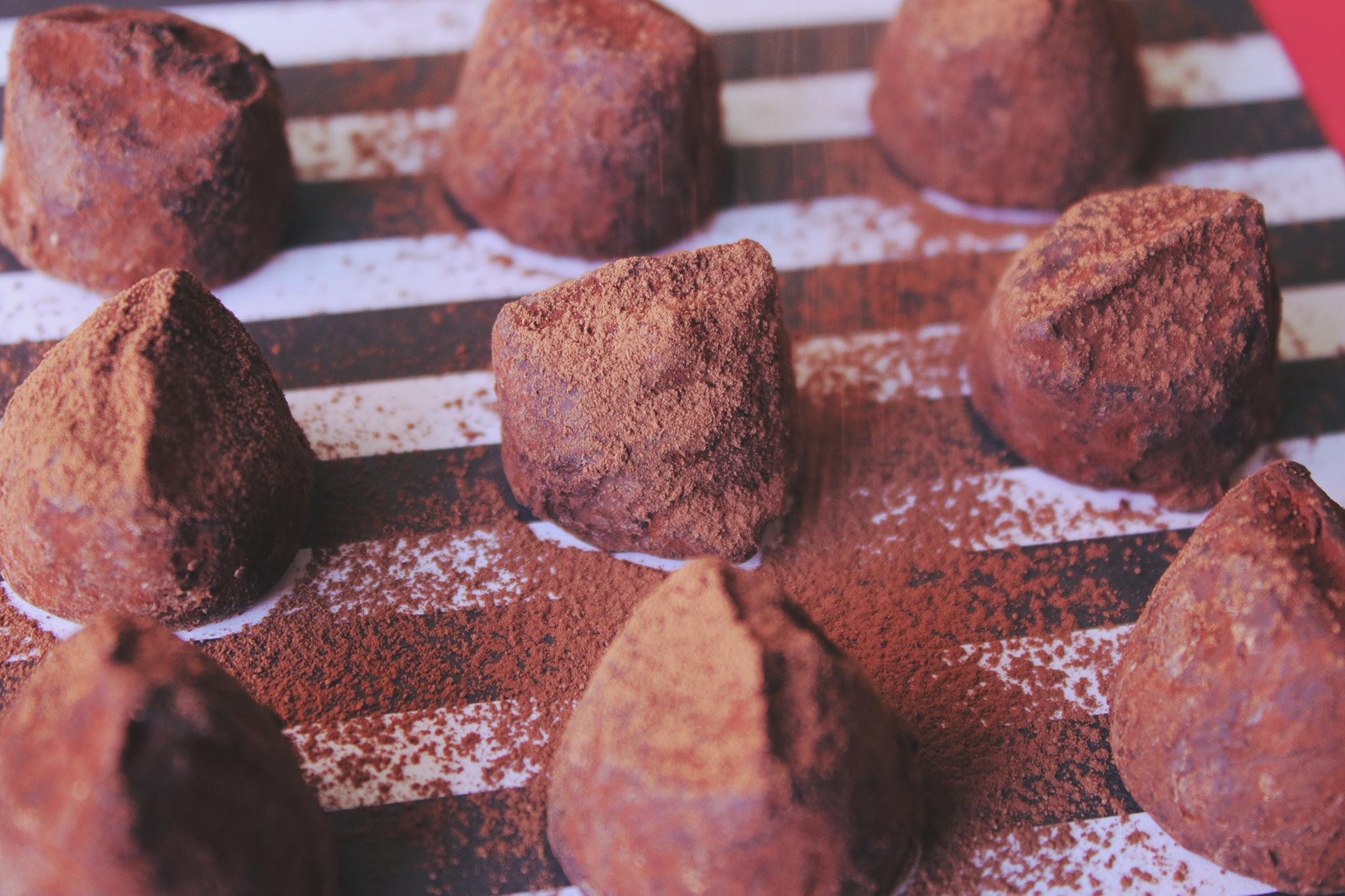 チョコレートって嗜好品じゃなかったの?美容や健康に良さそうなものがいっぱいあって驚きを隠しきれません