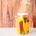 お多福【野菜デリシャスピクルスの酢】で本格ピクルスが作れました