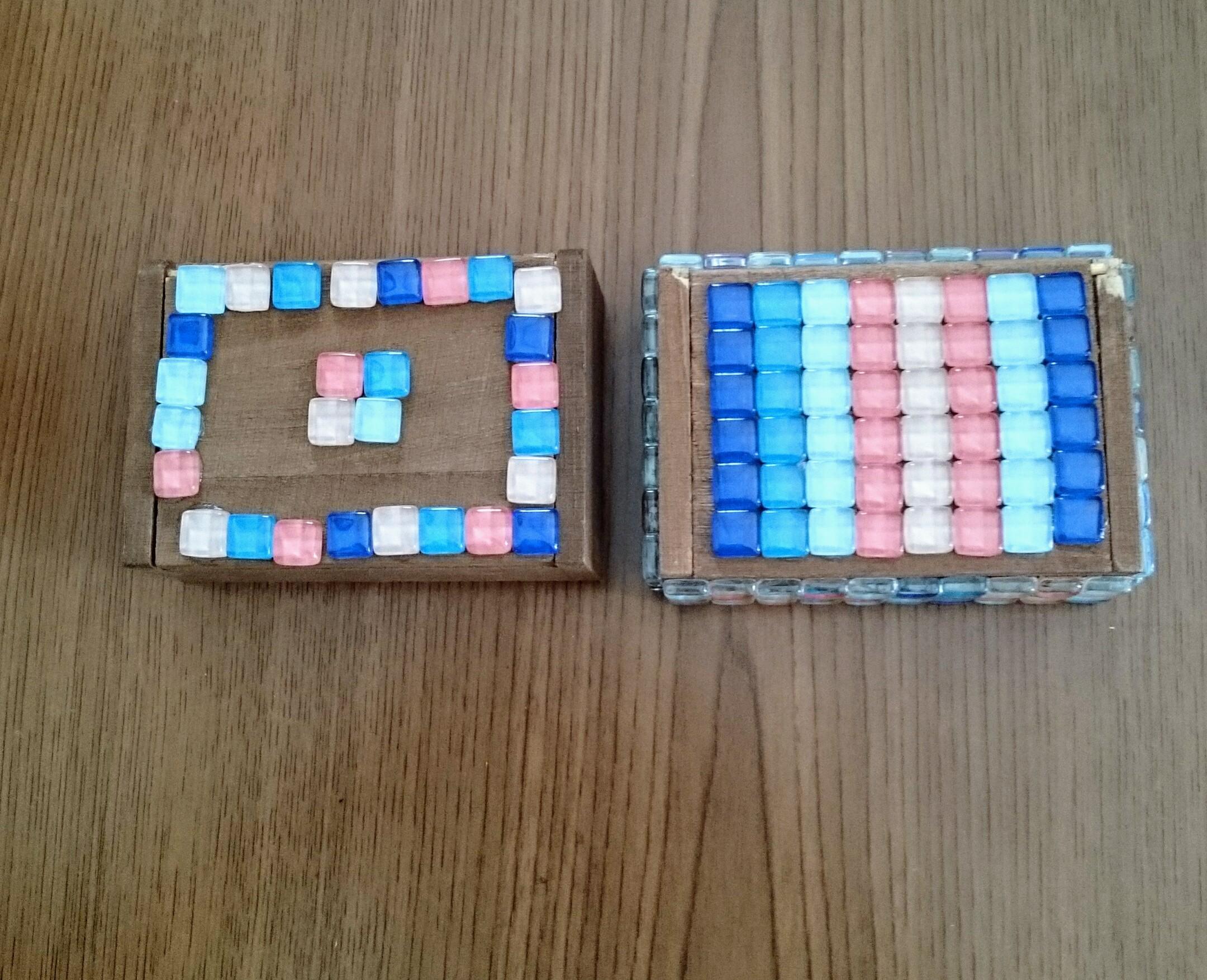 2つのBOX