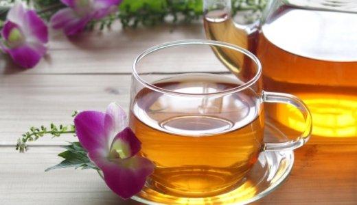 ルイボスティーとハニーブッシュと緑茶、全部ブレンドして飲んでみた結果…