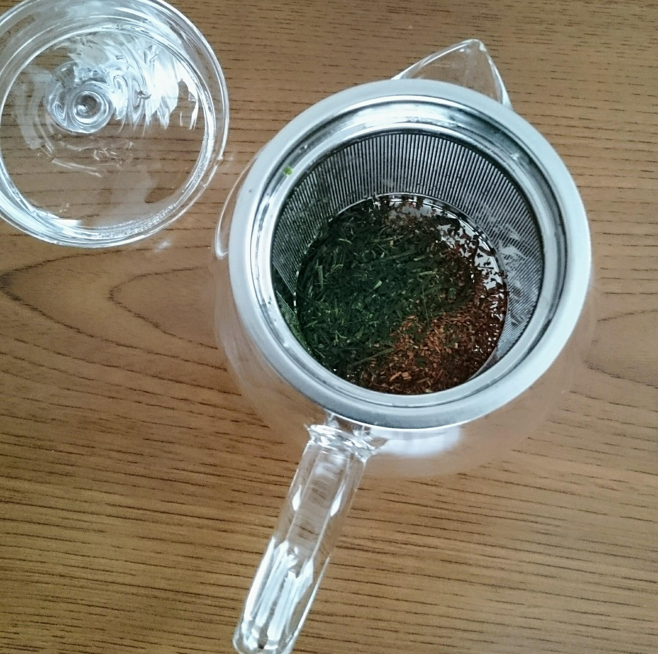 茶葉ブレンド