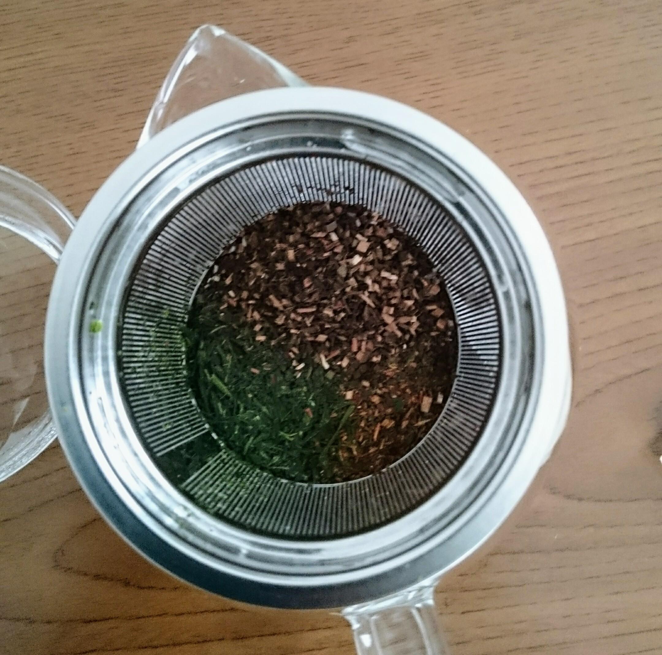 ブレンド茶葉