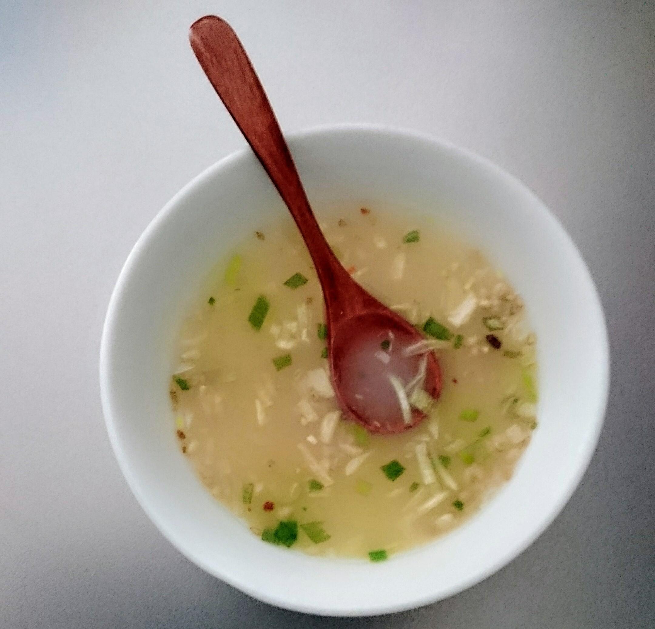 インスタント参鶏湯
